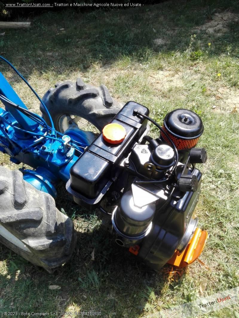 Motocoltivatore bcs - bcs755 2