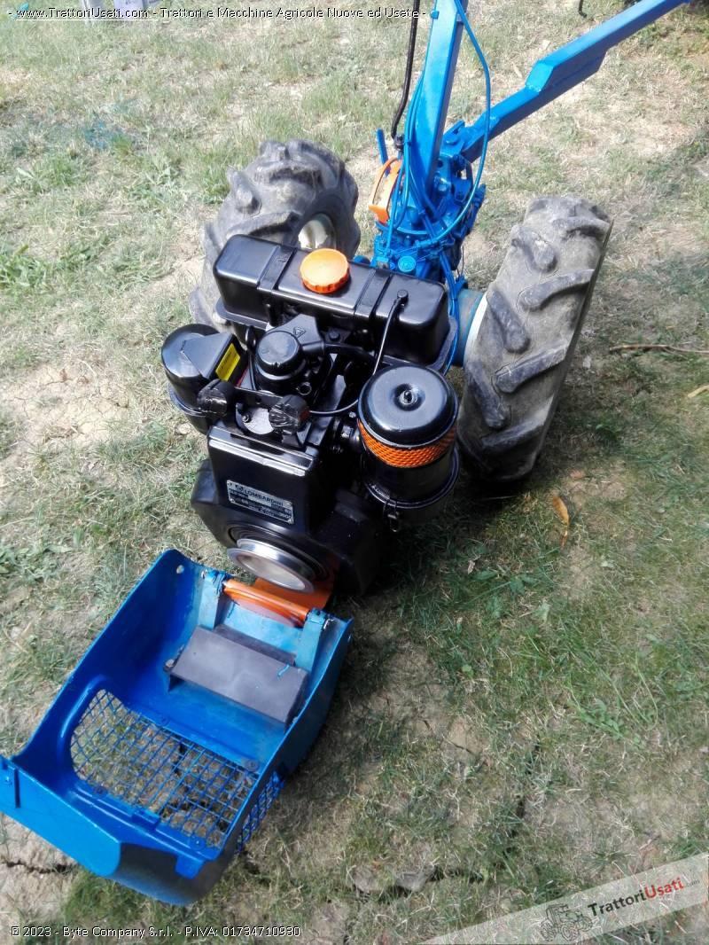Motocoltivatore bcs - bcs755 3