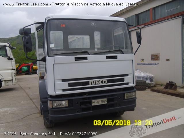 Autocarro  - eurocargo 150e18k 3