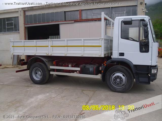 Autocarro  - eurocargo 150e18k 5