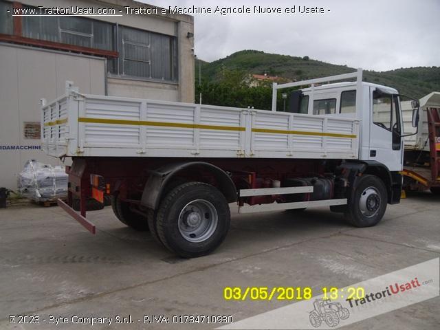 Autocarro  - eurocargo 150e18k 7