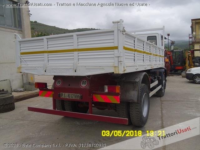 Autocarro  - eurocargo 150e18k 8