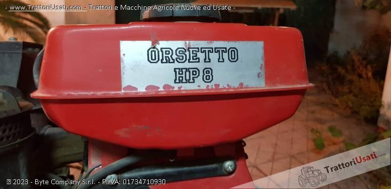 Motozappa  - orsetto im 350 diesse 1