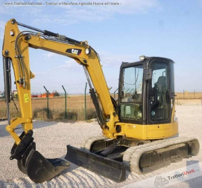 Escavatore  - 305 ecr caterpillar 0