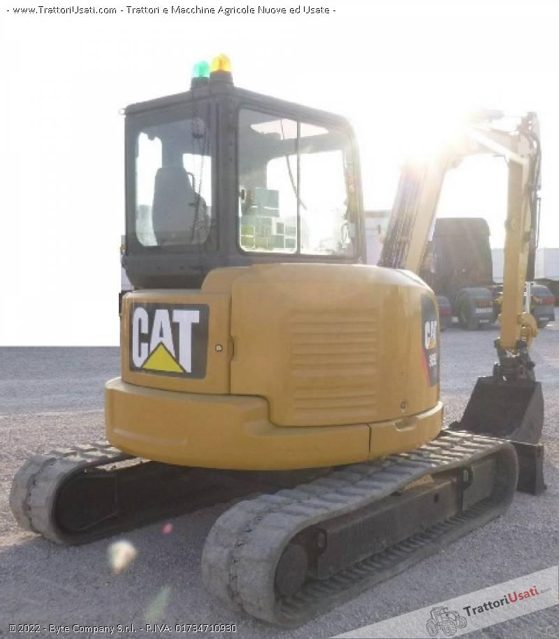 Escavatore  - 305 ecr caterpillar 4