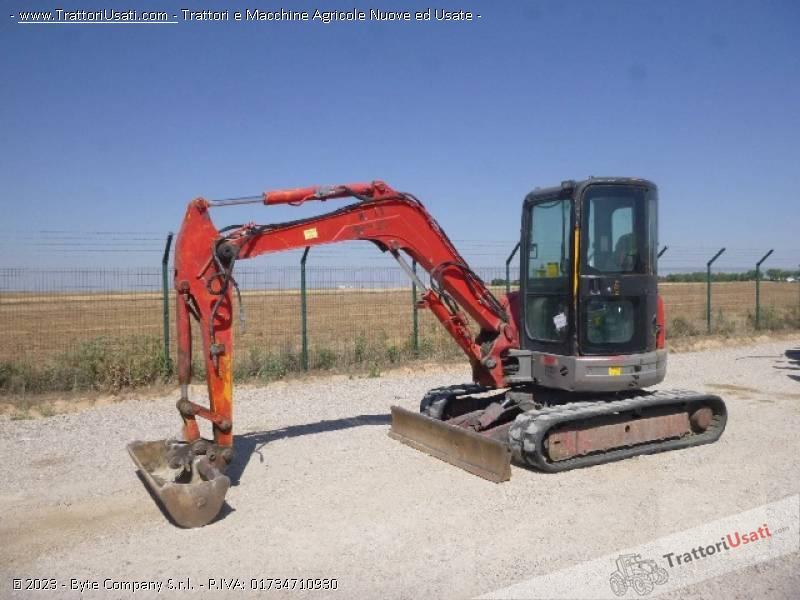 Escavatore case - cx50bc 0