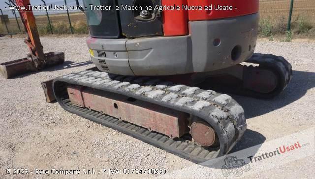 Escavatore case - cx50bc 2
