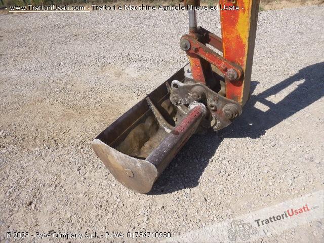Escavatore case - cx50bc 3
