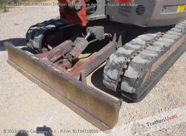Escavatore case - cx50bc 4
