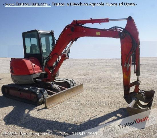 Escavatore case - cx50bc 5