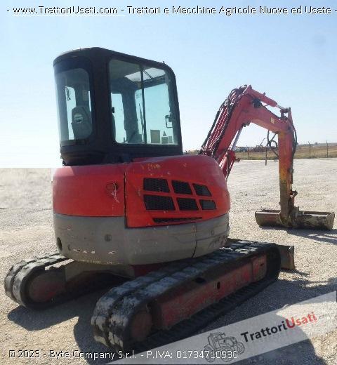 Escavatore case - cx50bc 6