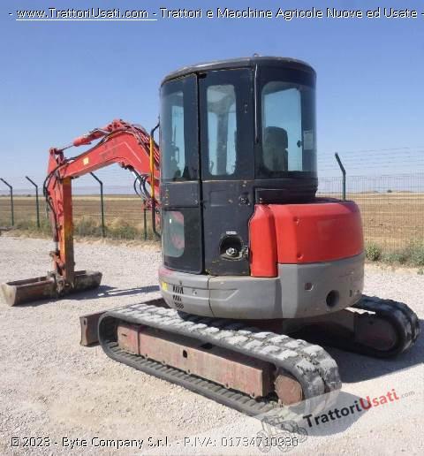 Escavatore case - cx50bc 7