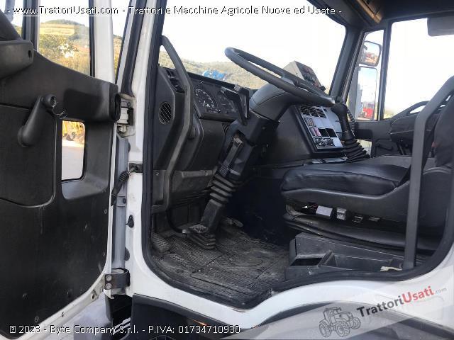 Iveco  - eurotech 190e30k 2