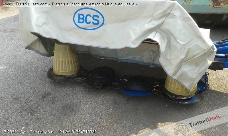Falciatrice bcs - 404 1