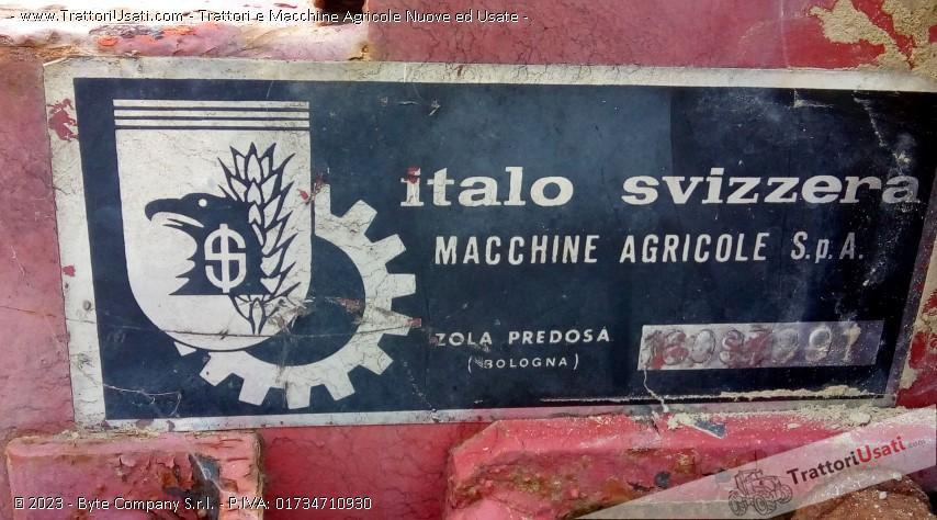 Pressa imballatrice  - record italo svizzera 3