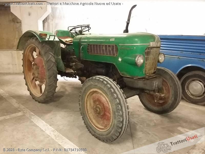 Trattore d'epoca fendt - farmer 2 0