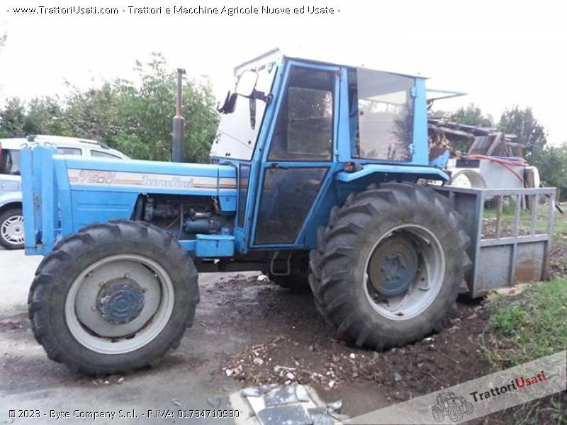 Trattore landini - 7500 1