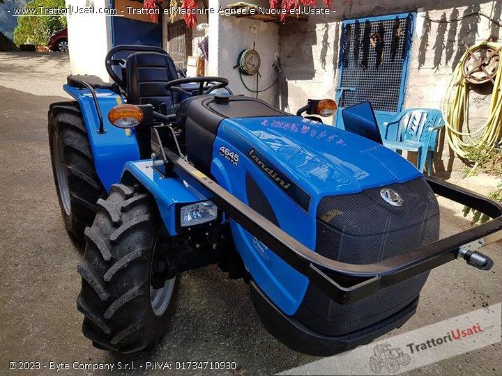 Trattore landini - 4645 vrm 0