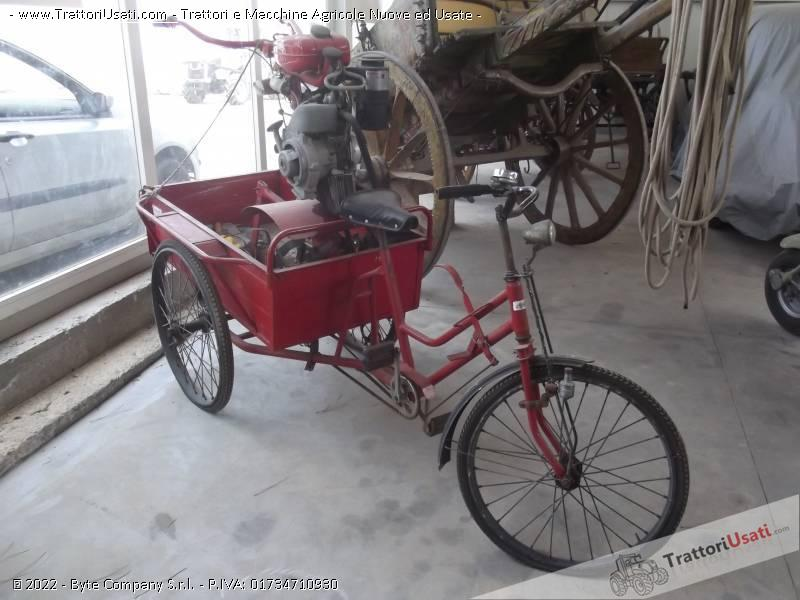 Motom  - a bicicletta 0