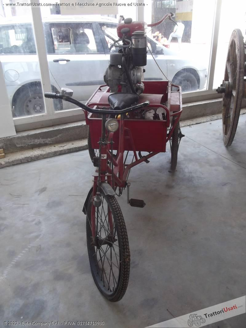 Motom  - a bicicletta 1