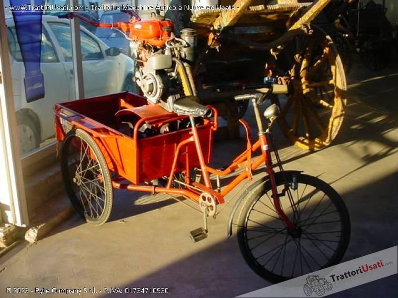 Motom  - a bicicletta 3