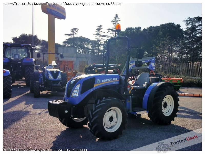 Trattore new holland - t4.90fb 0