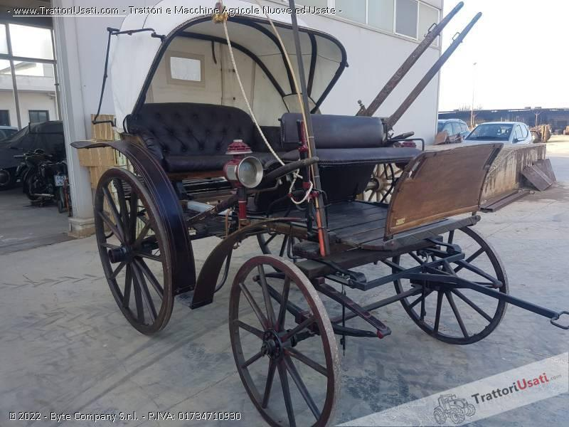 Carrozza  - d'epoca 0