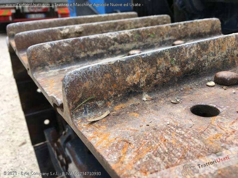 Trattore cingolato landini - trekker 65 f 6