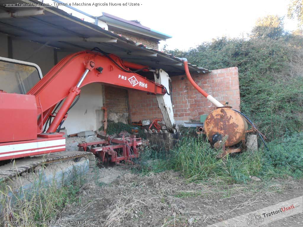 Escavatore  - 200 quintali oek 1