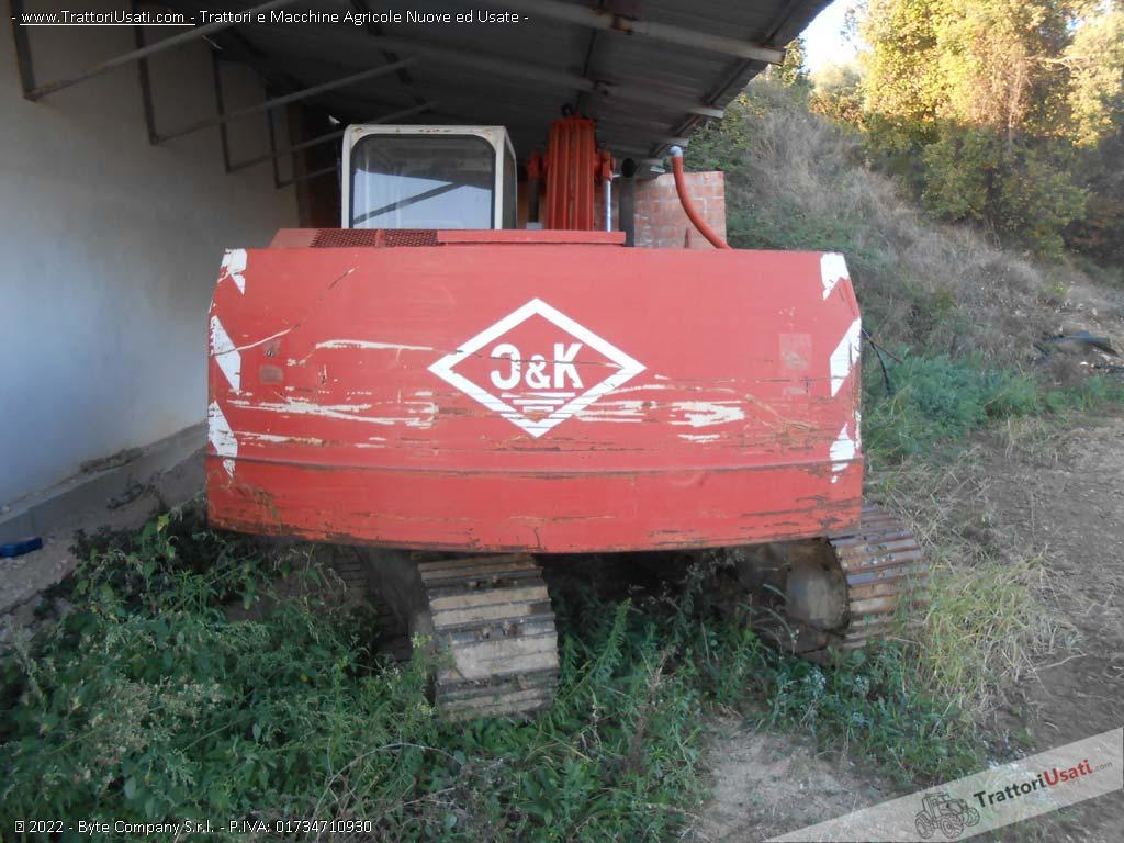 Escavatore  - 200 quintali oek 2