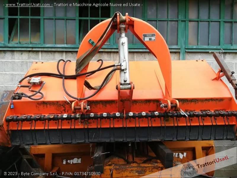 Spandisale  - 240 cm daniele e giraudi 1