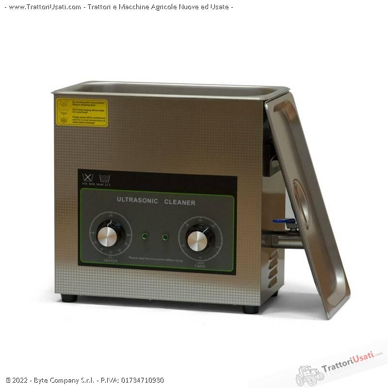 Pulitore ad ultrasuoni  - gt sonic t6  0