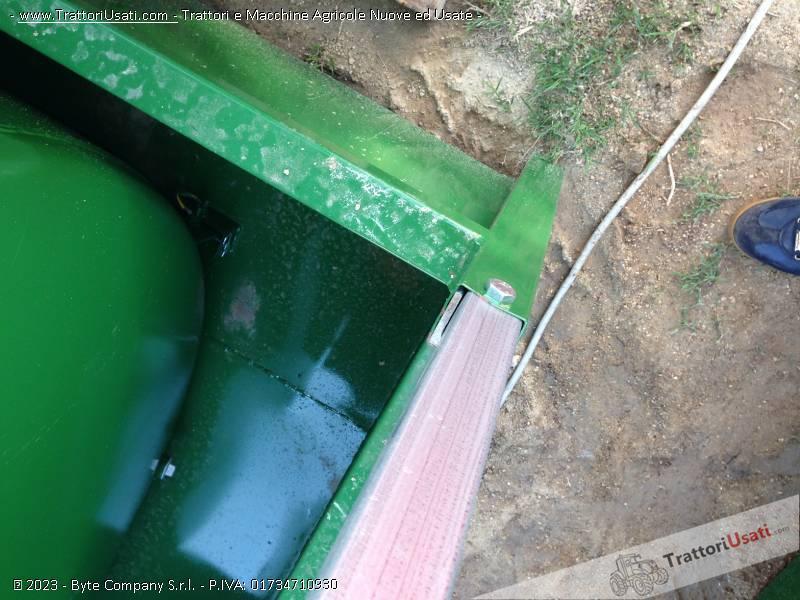 Cisterna gasolio  - 2000 litri seo2 orlando serbatoi 2