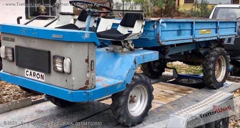 Motoagricola  - diesel caron 0
