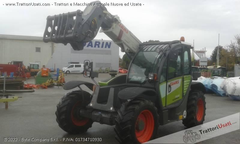 Telescopico claas - scorpion 7030 0