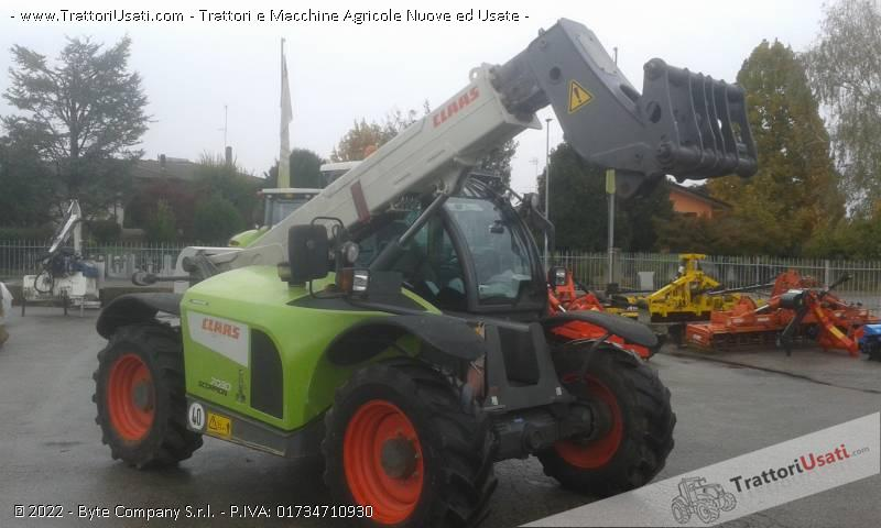 Telescopico claas - scorpion 7030 5