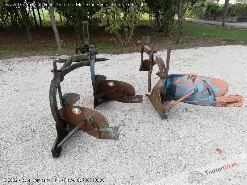 2 aratri  - novello monovomere e bivomere 2