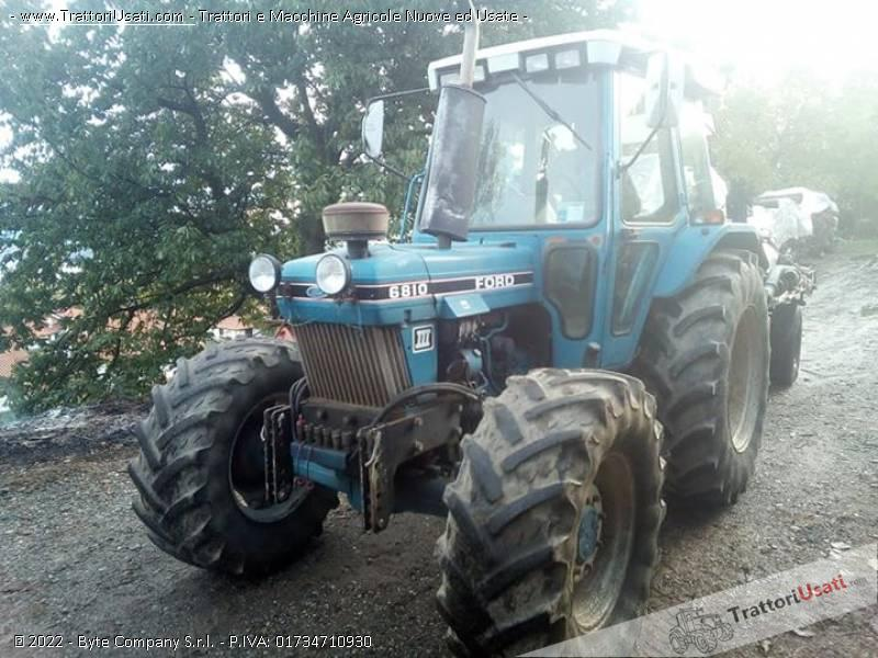 Trattore ford - 6810 0