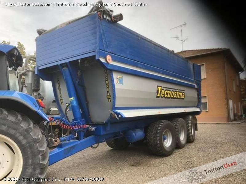 Dumper  - dp200 tecnosima 1
