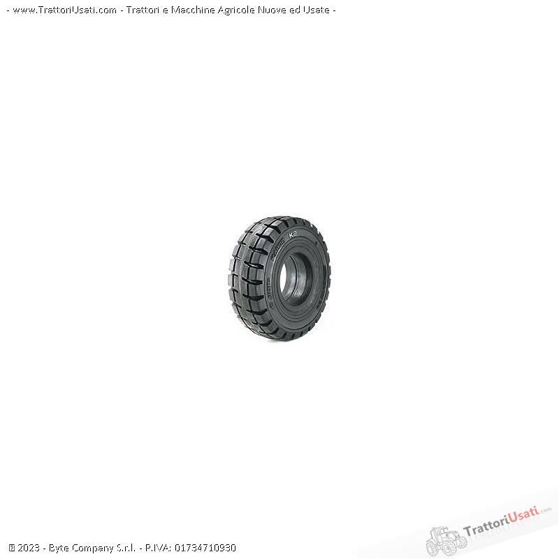 Pneumatico pieno  - carrelli elevatori krk metallurgik 1