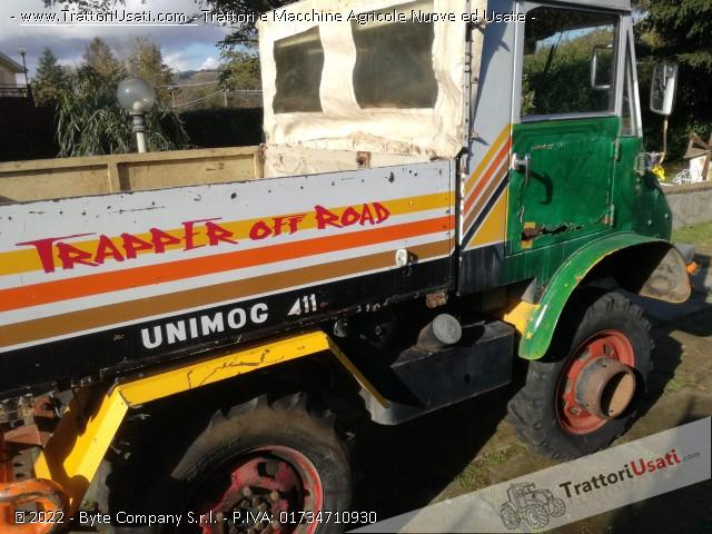 Unimog mercedes - 411 5