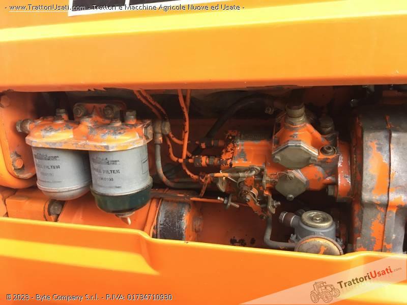 Trattore cingolato fiat - 605 super 4