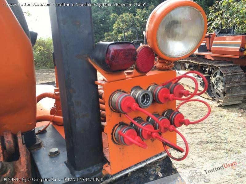 Trattore cingolato fiat - 605 super 5