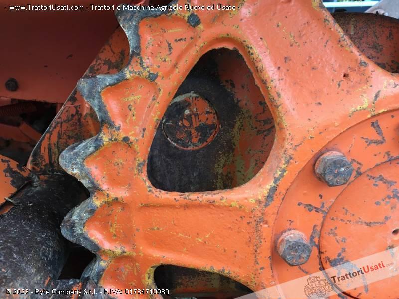 Trattore cingolato fiat - 605 super 6