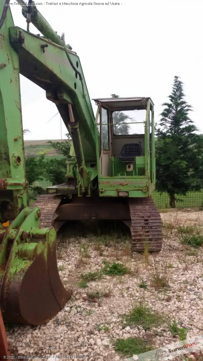 Escavatore  - hydromatic 0