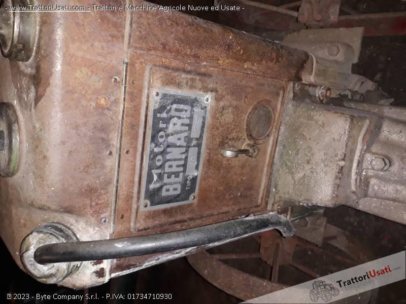 Motopompa  - 160 bernard 1