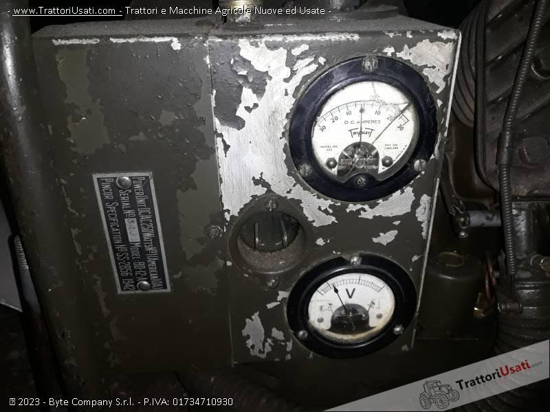 Motogeneratore  - 250 w americano 0