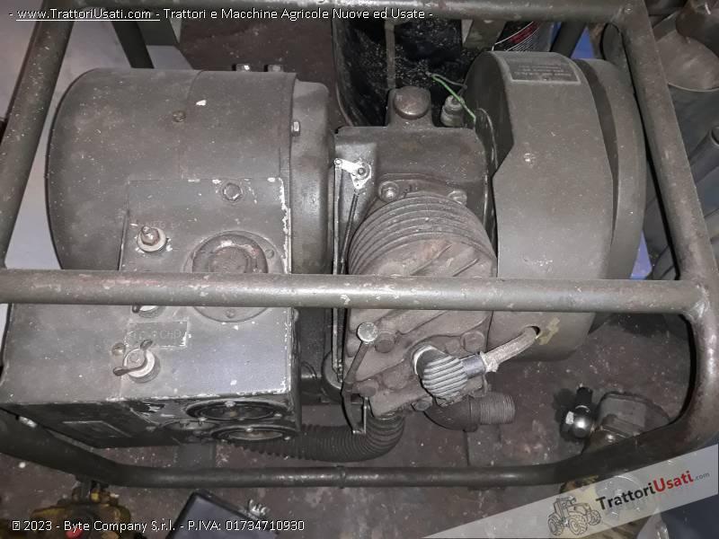 Motogeneratore  - 250 w americano 1