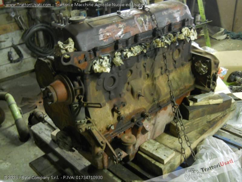 Motore ford - claas mercator 0