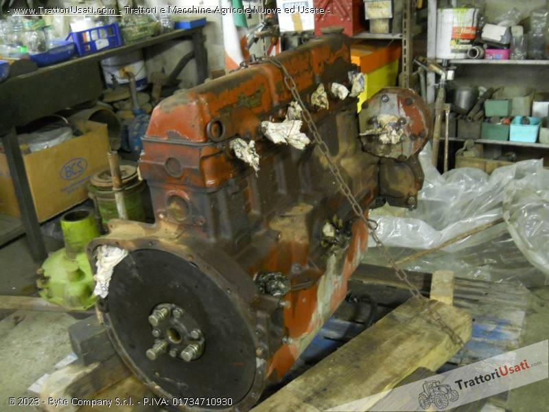 Motore ford - claas mercator 1